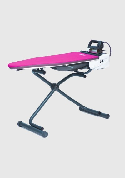 Integrated Ironing Board with electronic automatic refill control BECKER A8