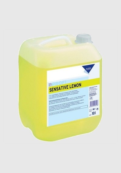 Becker Sensitive Cleaner Lemon